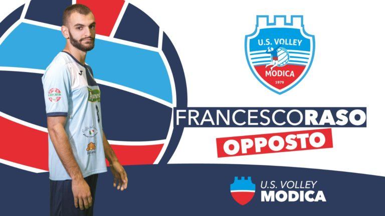 L'U.S Volley Modica riconferma Francesco Raso