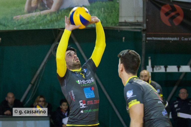 L'U.S.Volley Modica annuncia l'approdo del nuovo palleggiatore Francesco Bafumo