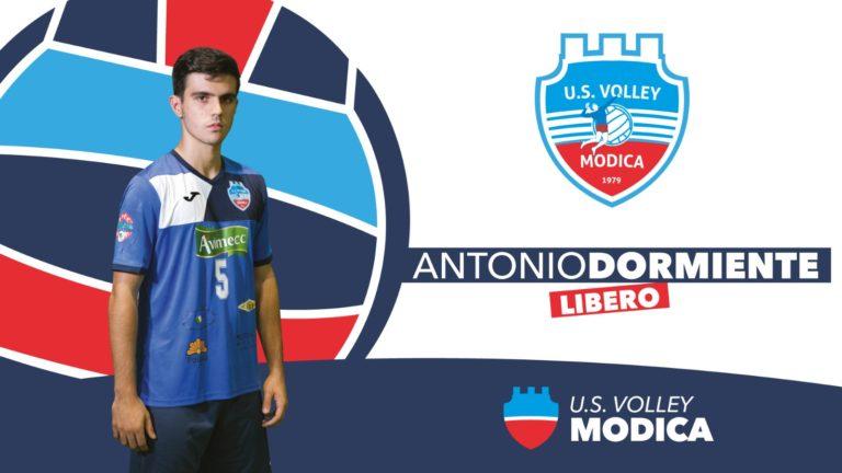 L'U.S Volley Modica riconferma Antonio Dormiente