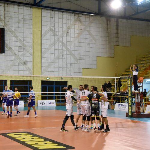 Terza sconfitta consecutiva per l'Avimecc Volley Modica