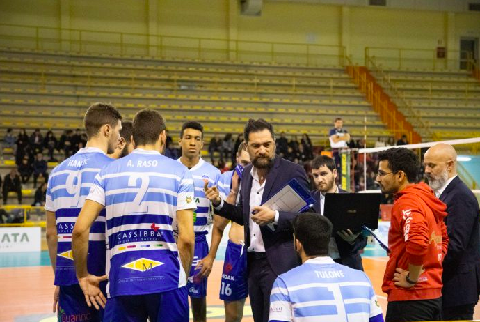 Settimana chiave per il cammino dell'Avimecc Volley Modica