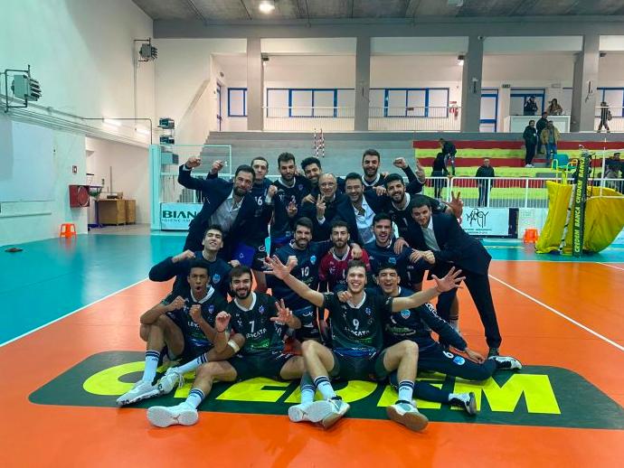 Avimecc Volley Modica, una vittoria schiacciante lontano da casa