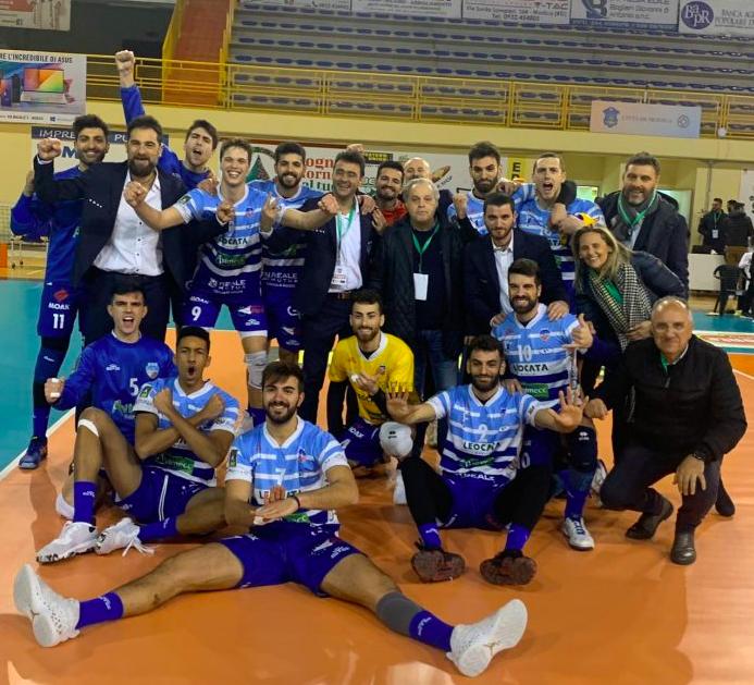 Avimecc Volley Modica, una grande vittoria nel silenzio del Palarizza