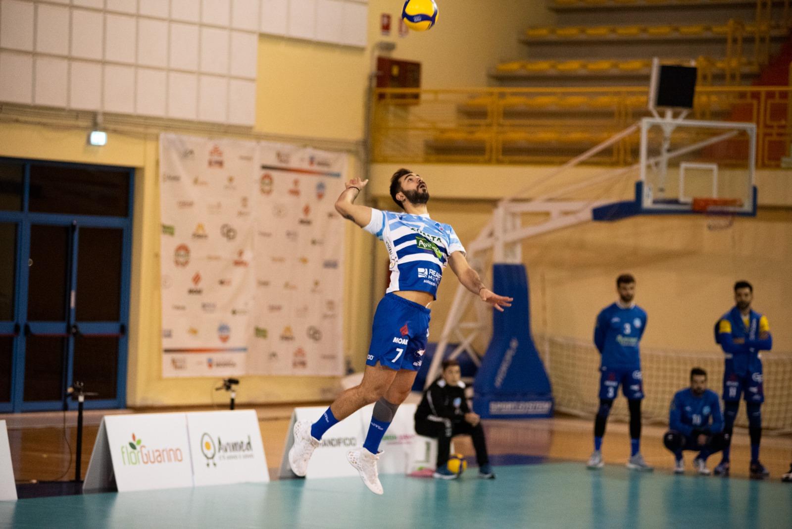 Volley Modica, arriva la conferma anche per Stefano Chillemi