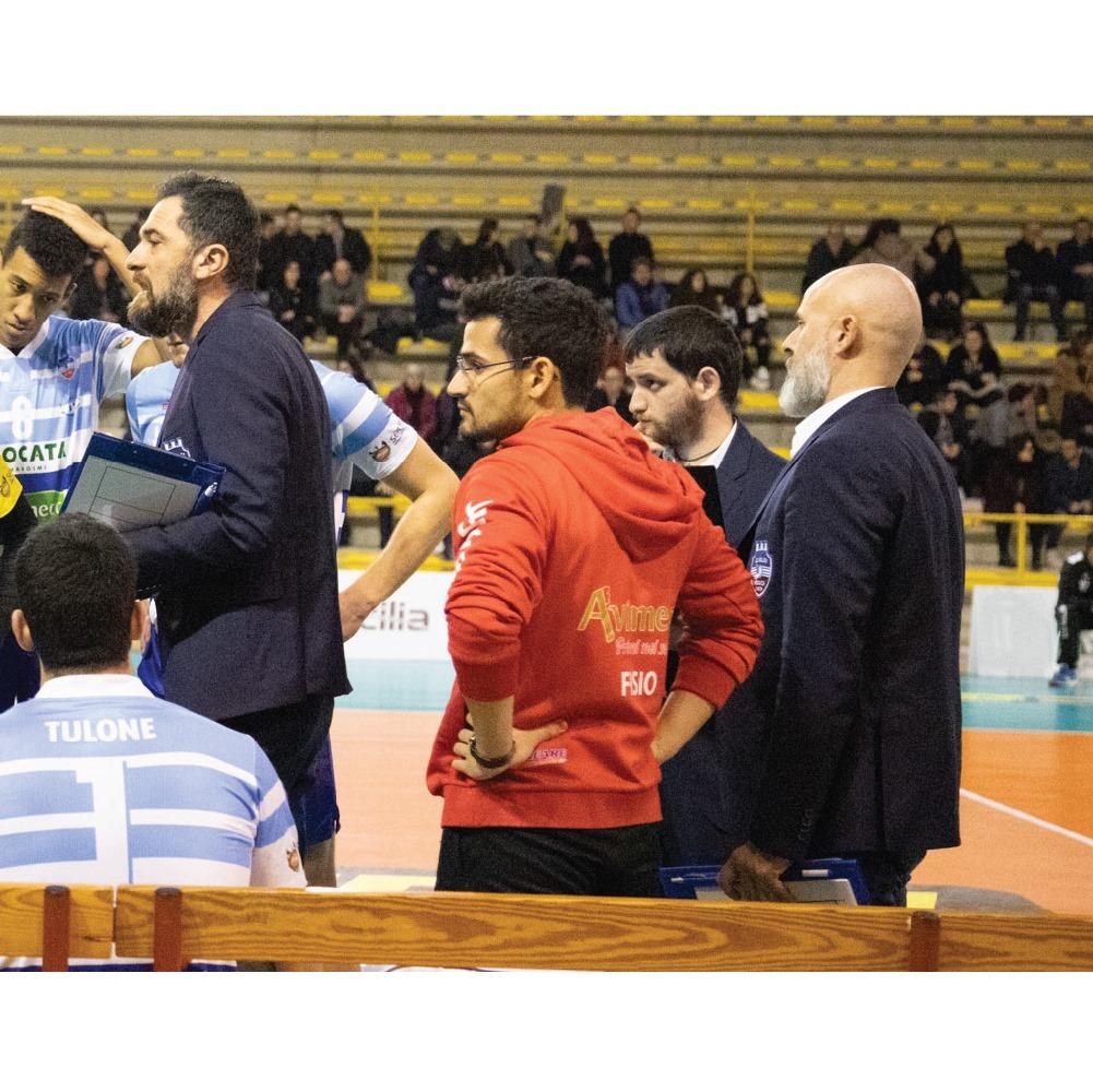 La Volley Modica si affida ancora a Giovanni Aprile per la cura dei suoi atleti