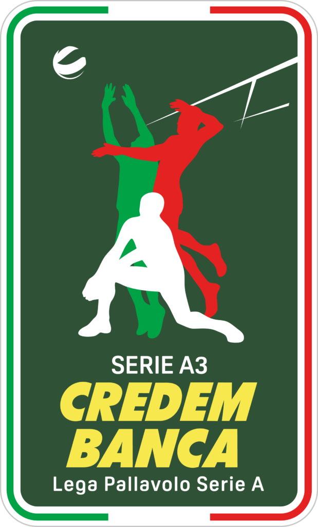 logo serie A3 - u.s. volley - modica