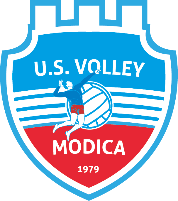 logo - u.s.volley - modica