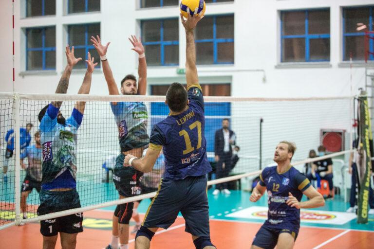 Avimecc Volley Modica, usciti a testa alta dal campo di Galatina