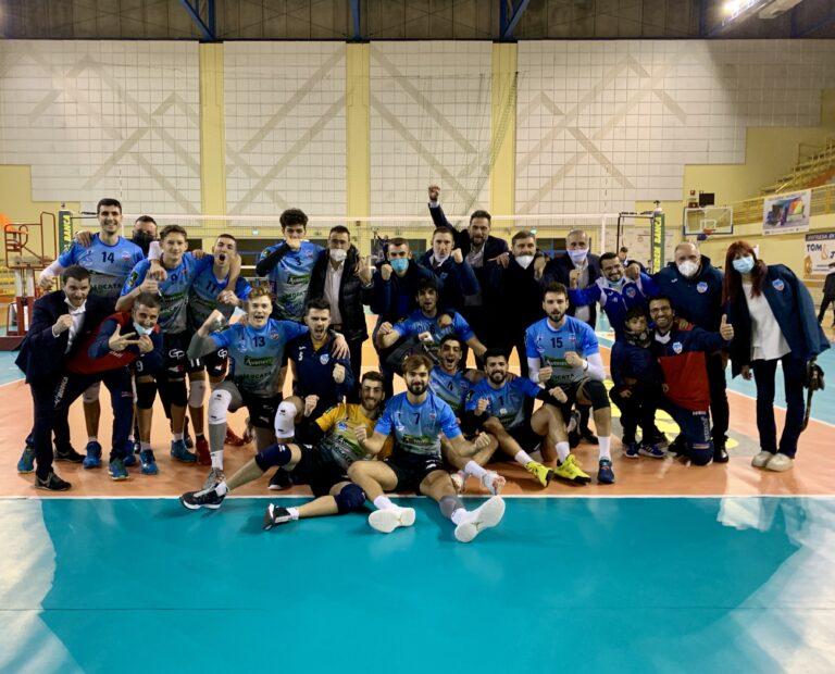 Avimecc Volley Modica, arriva una vittoria nell'ultima casalinga del 2020