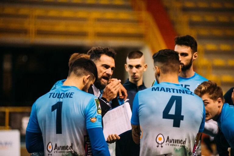 """Avimecc Volley Modica, Bua: """"Abbiamo fatto una grande stagione fin qui, non dobbiamo mollare"""""""