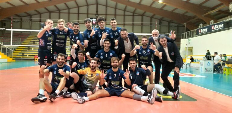 Avimecc Volley Modica corsara a Palmi, 0-3 che da morale