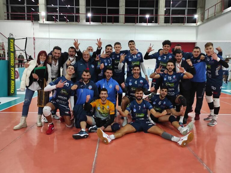 Avimecc Volley Modica, vittoria netta nell'ultima gara del 2020