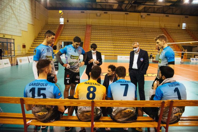 Arriva la sconfitta per l'Avimecc Volley Modica, 0-3 a favore della M&G Scuola Pallavolo