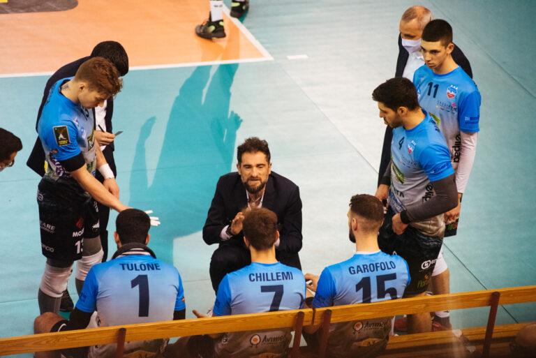 """Avimecc Volley Modica, Giuseppe Bua: """"Siamo pronti a ripartire"""""""