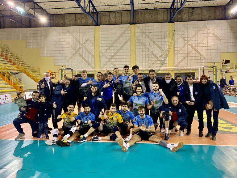 Avimecc Volley Modica, andata chiusa in bellezza con il 3-1 alla Falù Ottaviano