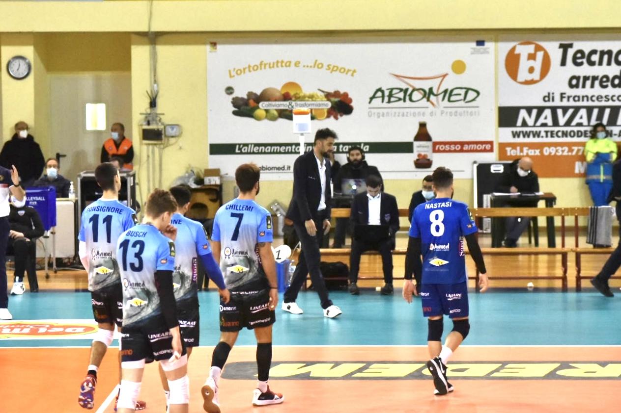 Avimecc Volley Modica, terza sconfitta consecutiva ma il carattere c'è