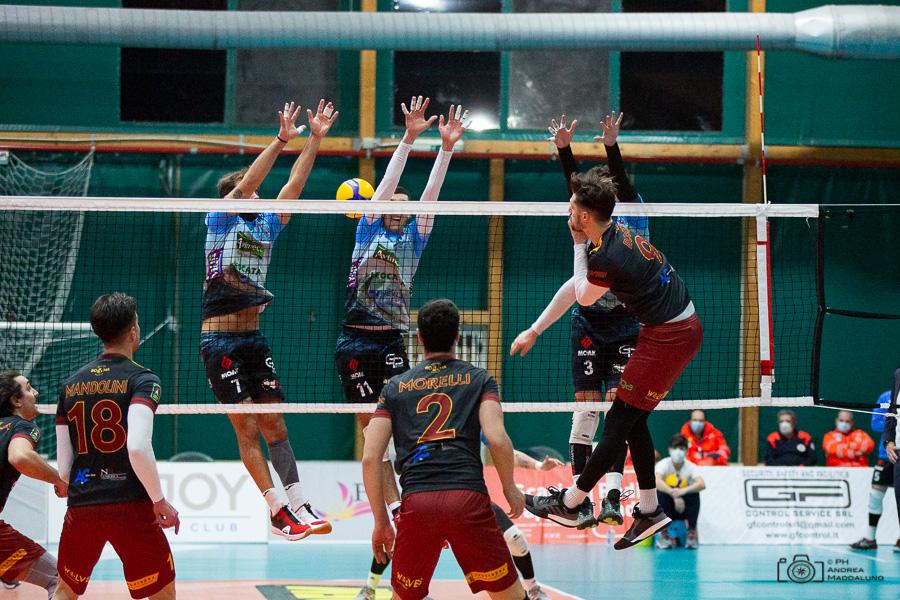 Avimecc Volley Modica, l'incantesimo sembra si sia spezzato, c'è tanto da lavorare!