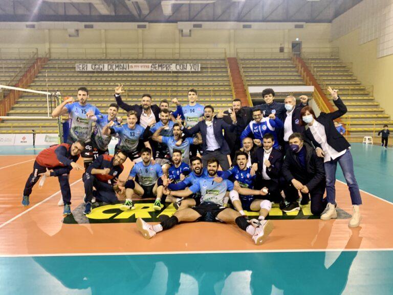 Avimecc Volley Modica, una rimonta pazzesca!