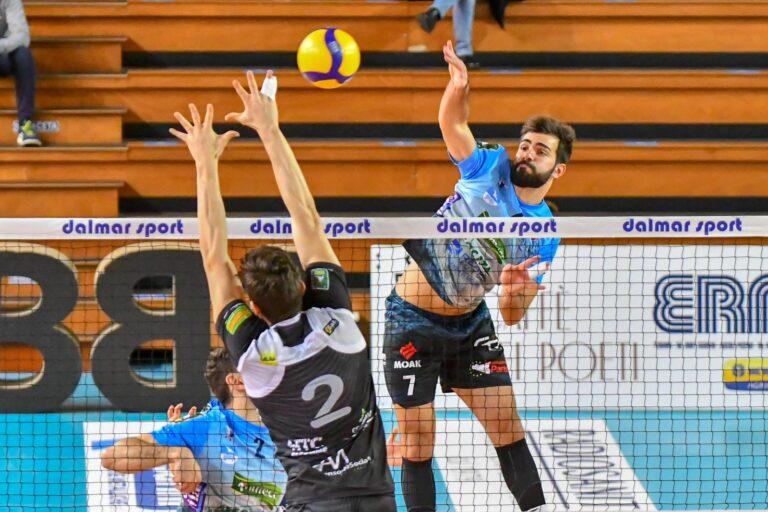 Avimecc Volley Modica, sconfitta in una gara al cardiopalma