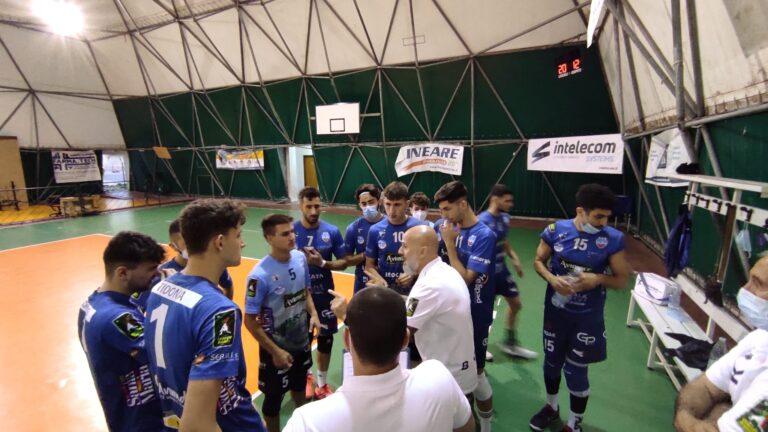 Terza sconfitta consecutiva per i ragazzi della Serie C