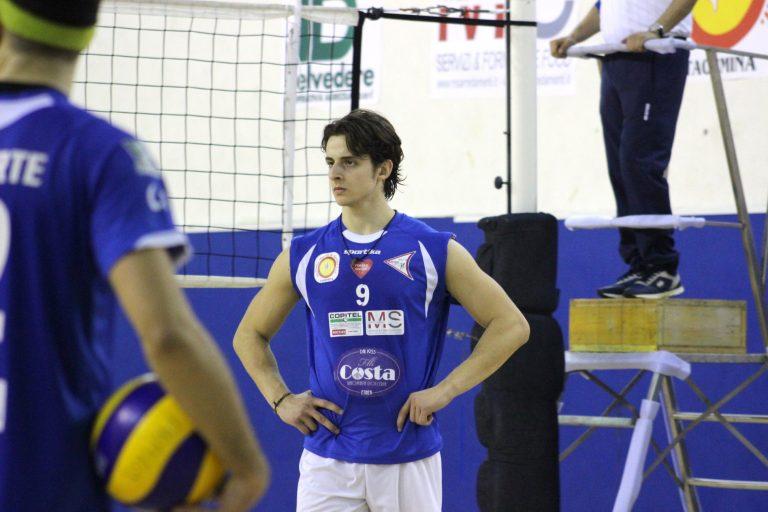Avimecc Volley Modica, Gavazzi si unisce al gruppo degli schiacciatori