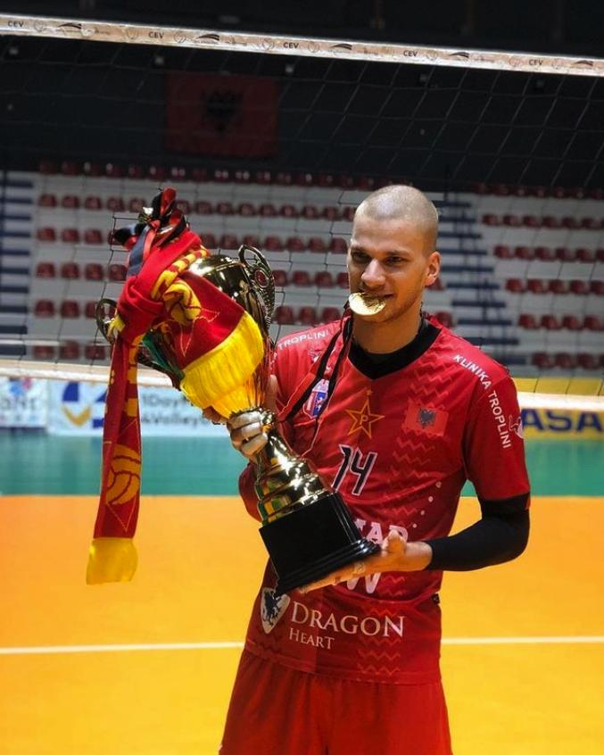 Nuova stella per l'Avimecc Volley Modica, arriva Nikola Loncar