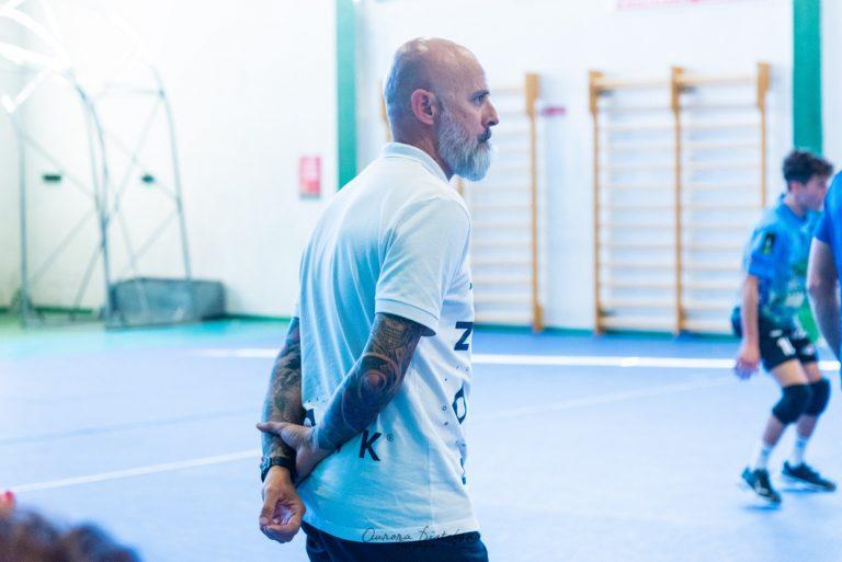 Avimecc Volley Modica, Enzo Distefano nuovo allenatore in seconda