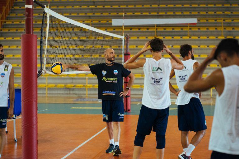 Avimecc Volley Modica, buona prova per i ragazzi di D'Amico contro la Tonno Callipo Volley